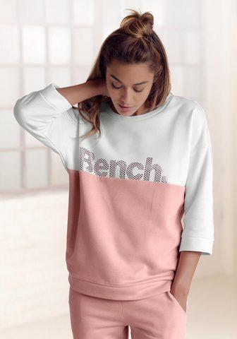 Bench. Sportinio stiliaus megztinis im Colorb...