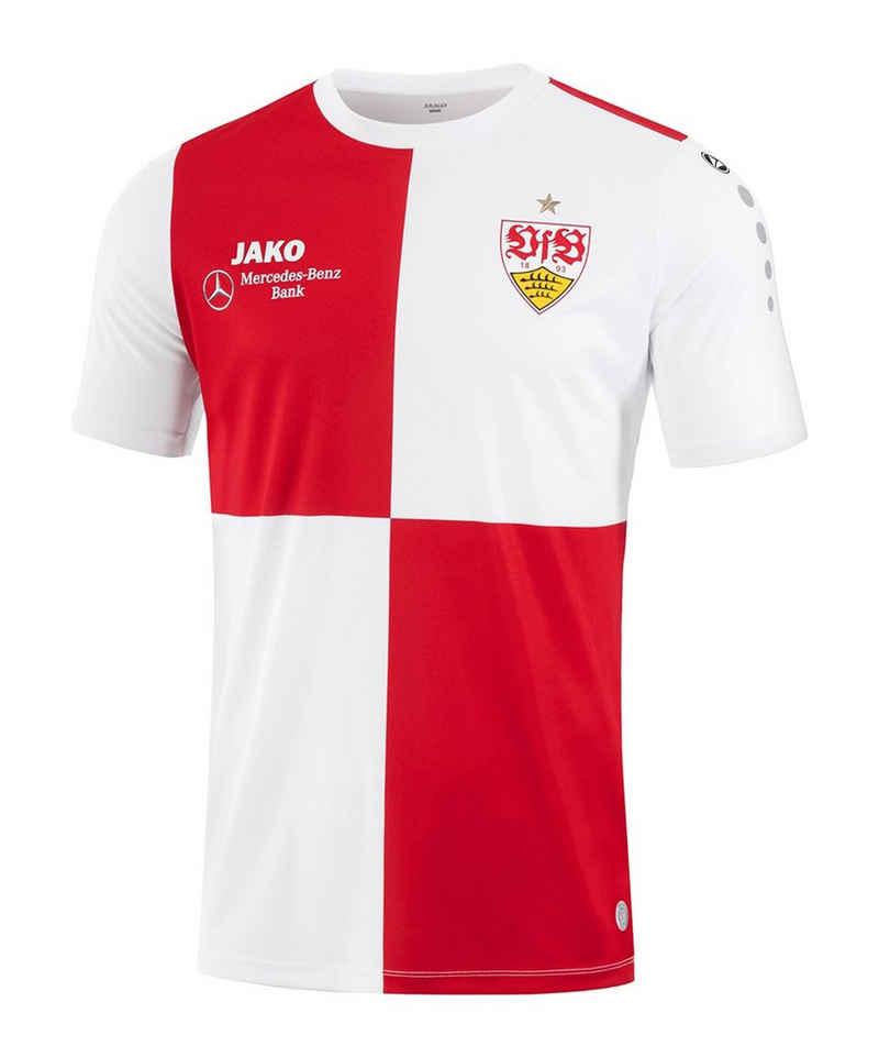 Jako T-Shirt »VfB Stuttgart Warm-Up T-Shirt 2021/2022 Kids« default