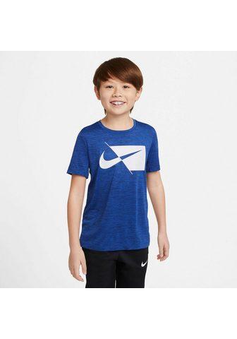 Nike Marškinėliai » Core Big Kids' Short-sl...