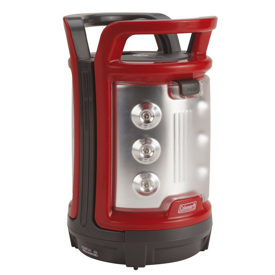 Coleman Camping-Beleuchtung »CPX 6 Duo LED Lantern« in rot