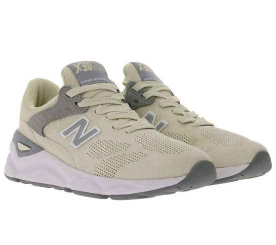 New Balance »New Balance WSX90 Trainings-Schuhe coole Damen Sneaker mit REVLite-Zwischensohle Fitness-Schuhe Beige« Sneaker