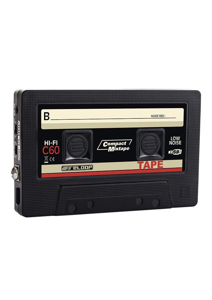 USB-Recorder, Reloop, »Mixtape 2.0«