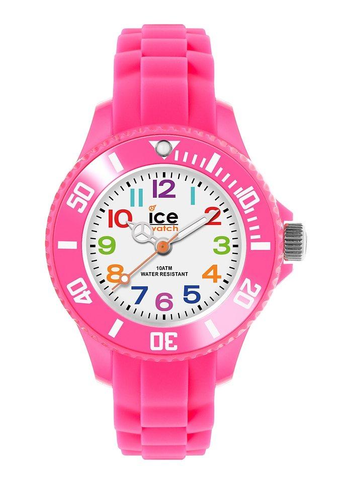 ice-watch Quarzuhr »ICE-MINI, MN.PK.M.S.12« in pink