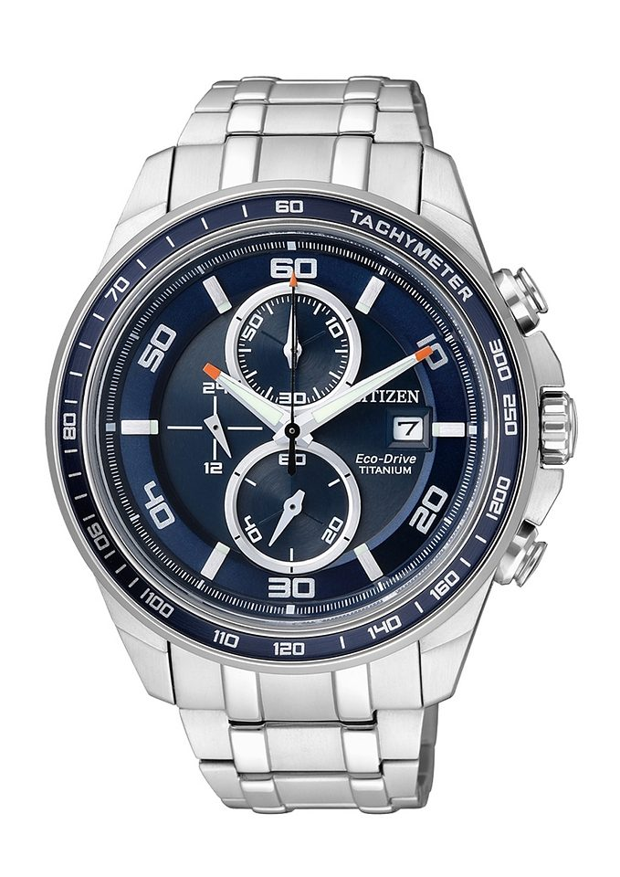 Citizen Chronograph »CA0345-51L«
