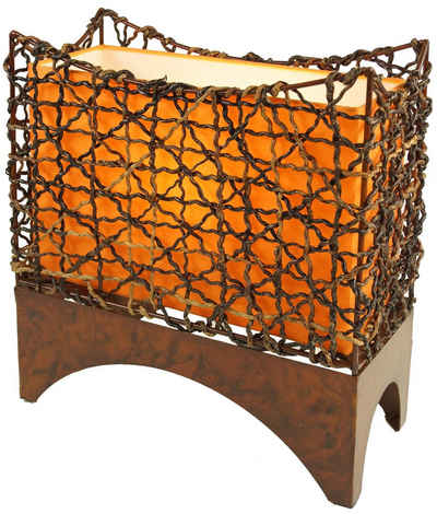 Guru-Shop Tischleuchte »Tischleuchte Kokopelli - Modell Lukot Lamp«