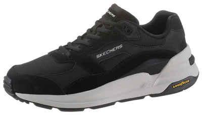 Skechers »GLOBAL JOGGER« Sneaker mit Air Cooled Memory Foam