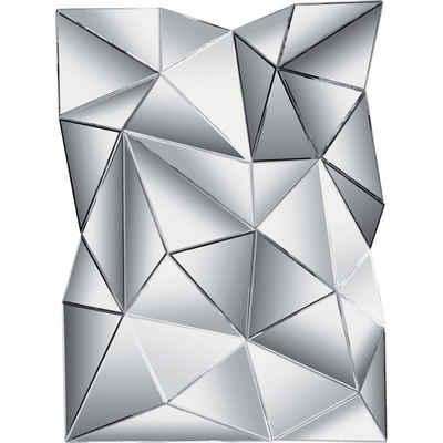 KARE Dekospiegel »Spiegel Prisma 120x80cm«