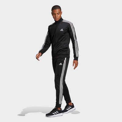 adidas Performance Trainingsanzug »PRIMEGREEN ESSENTIALS 3-STREIFEN« (Set, 2-tlg)