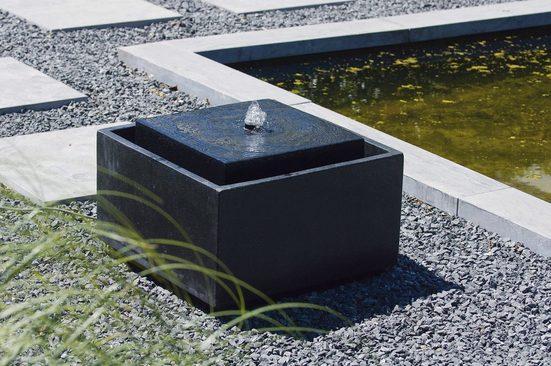 ACQUAARTE/UBBINK Gartenbrunnen »Sonora«, B/T/H: 50/50/33 cm