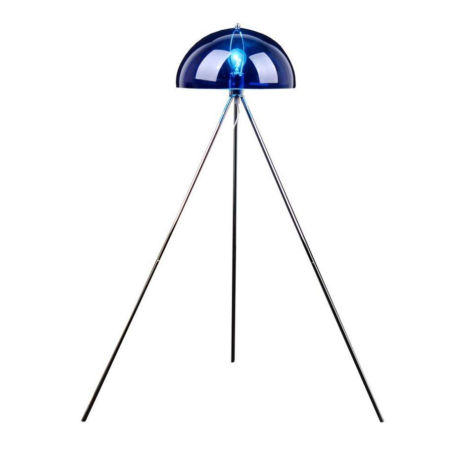 Sluce stehleuchte dreibein cap 120cm chromblau online kaufen sluce stehleuchte dreibein cap 120cm chromblau parisarafo Image collections