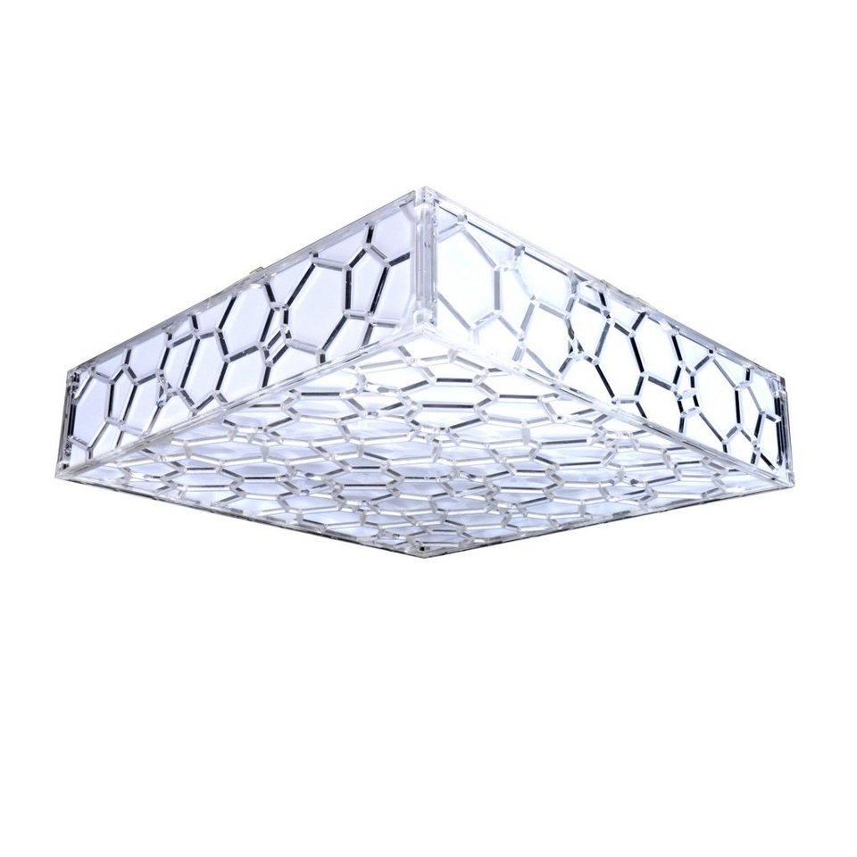 s luce deckenlampe energiesparleuchte cluster 3 flammig. Black Bedroom Furniture Sets. Home Design Ideas