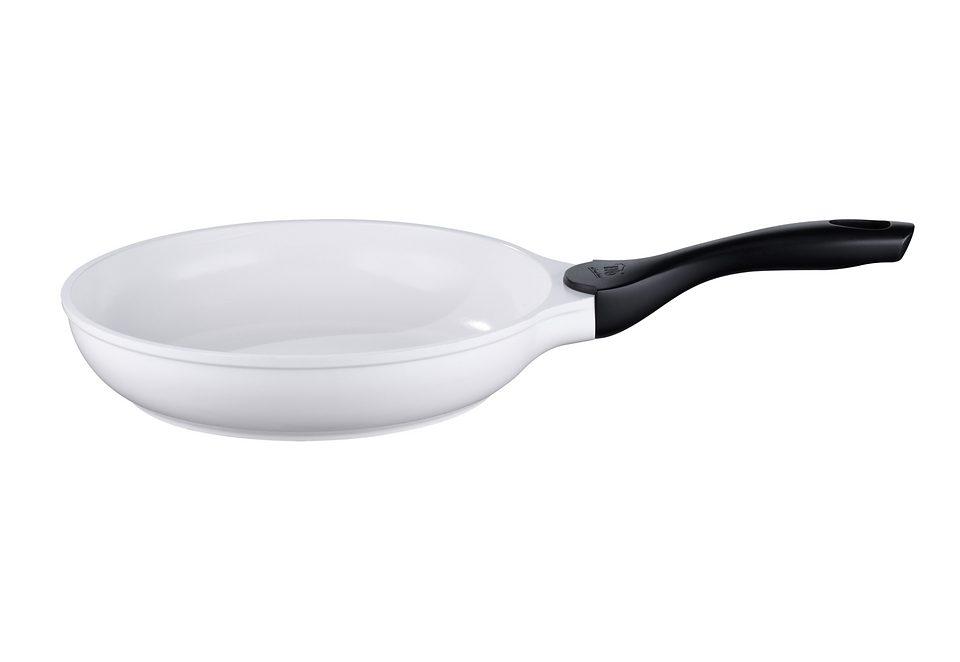 Pfannen-Serie, ELO Premium, »PURE WHITE«, aus hochwertigem Vakuum-Druckguss
