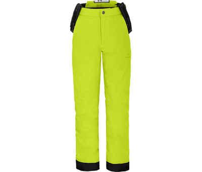 Bergson Skihose »PELLY« Kinder Skihose, wattiert, 20000 mm Wassersäule, Normalgrößen, leuchtend grün