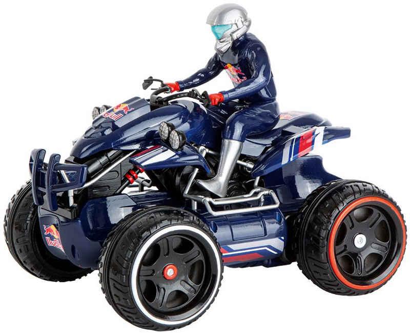 Carrera® RC-Quad »Carrera® RC - Red Bull - Amphibious Quadbike, 2,4GHz«