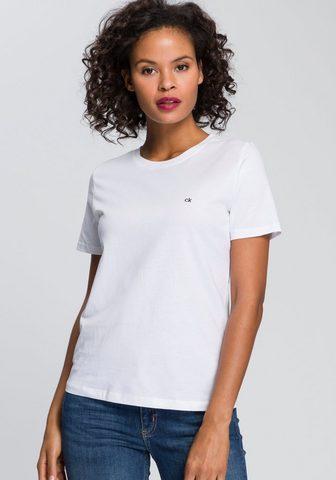 Calvin Klein Palaidinė apvalia iškirpte »SMALL Logo...
