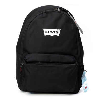 Levi's® Freizeitrucksack, Schwarz