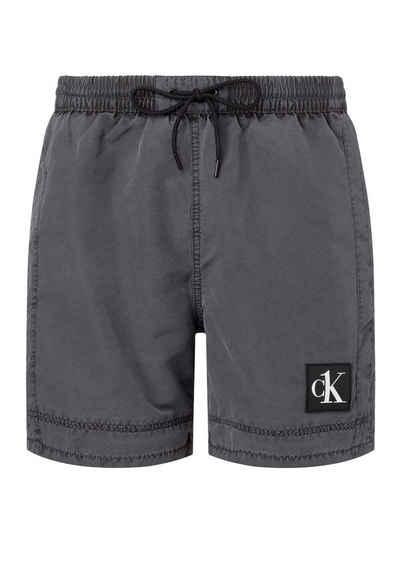 Calvin Klein Badeshorts, in Jeansoptik