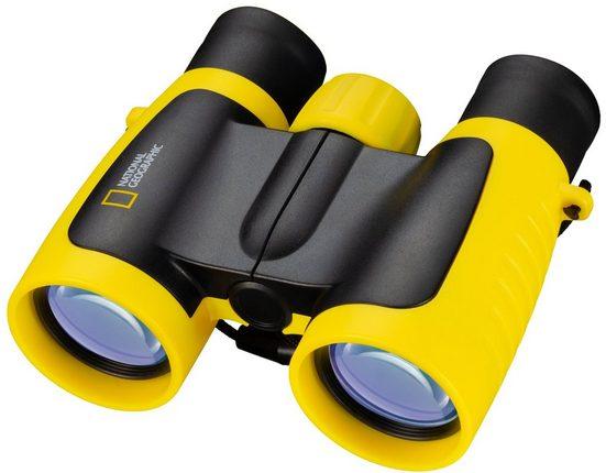 NATIONAL GEOGRAPHIC Kinderfernglas »3x30 gelb schwarz«