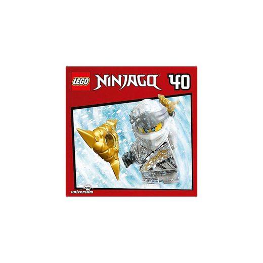 Universum Hörspiel »CD LEGO Ninjago - Das Jahr der Schlangen 40«