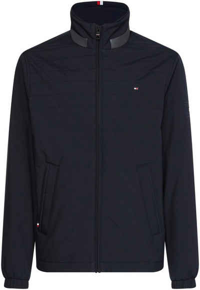Tommy Hilfiger Blouson »PADDED STAND COLLAR JACKET«