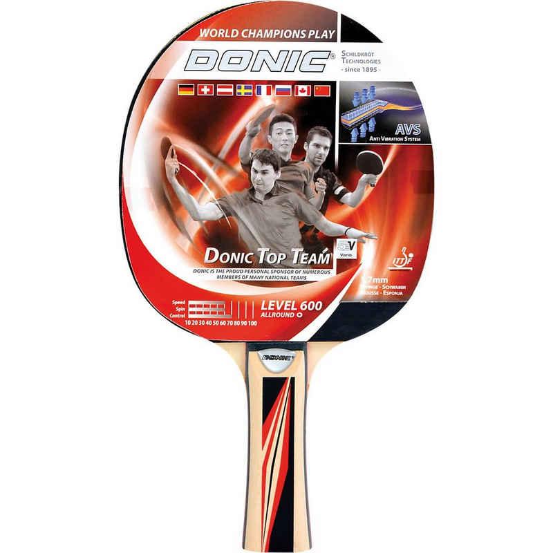 Donic-Schildkröt Tennisschläger »Tischtennisschläger Top Teams 600«