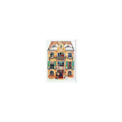 Coppenrath Wandkalender »Im Weihnachtshaus, Adventskalender«