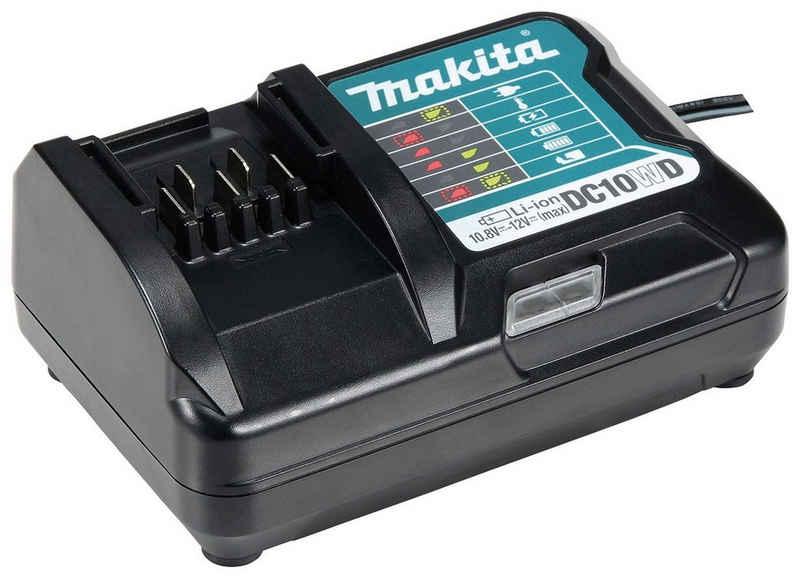 Makita »DC10WD« Akku-Ladestation (für 10,8 bis 12 Volt Schiebeakkus von Makita)