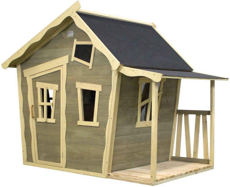 EXIT Spielhaus Crooky 150, BxTxH: 216,5x145x169 cm
