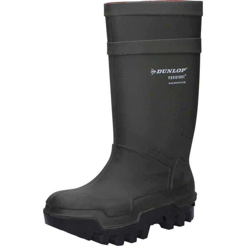 Dunlop »Dunlop Stiefel Purofort Thermo+ grün S5« Sicherheitsstiefel