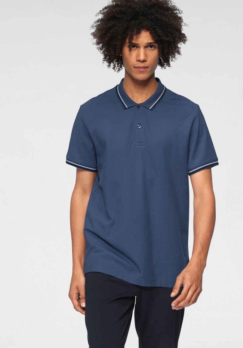 OTTO products Poloshirt »aus nachhaltiger Bio-Baumwolle«