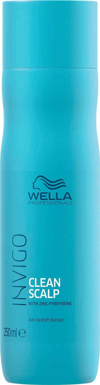 Wella Professionals Kopfhaut-Pflegeshampoo »Invigo Balance Clean Scalp Anti-Dandruff Shampoo«, beruhigend