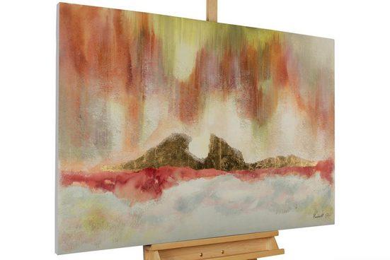 KUNSTLOFT Gemälde »From On High«, handgemaltes Bild auf Leinwand