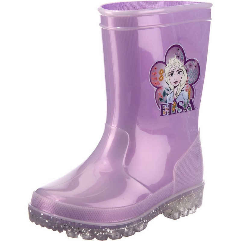 Disney Frozen »Disney Die Eiskönigin Gummistiefel für Mädchen« Gummistiefel