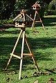 dobar Vogelhausständer, BxTxH: 76x65x108 cm, Bild 3