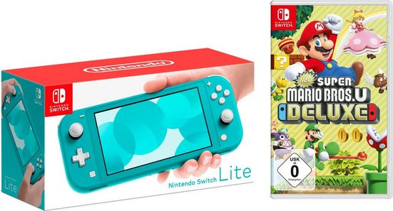 Nintendo Switch Lite, inkl. New Super Mario Bros.