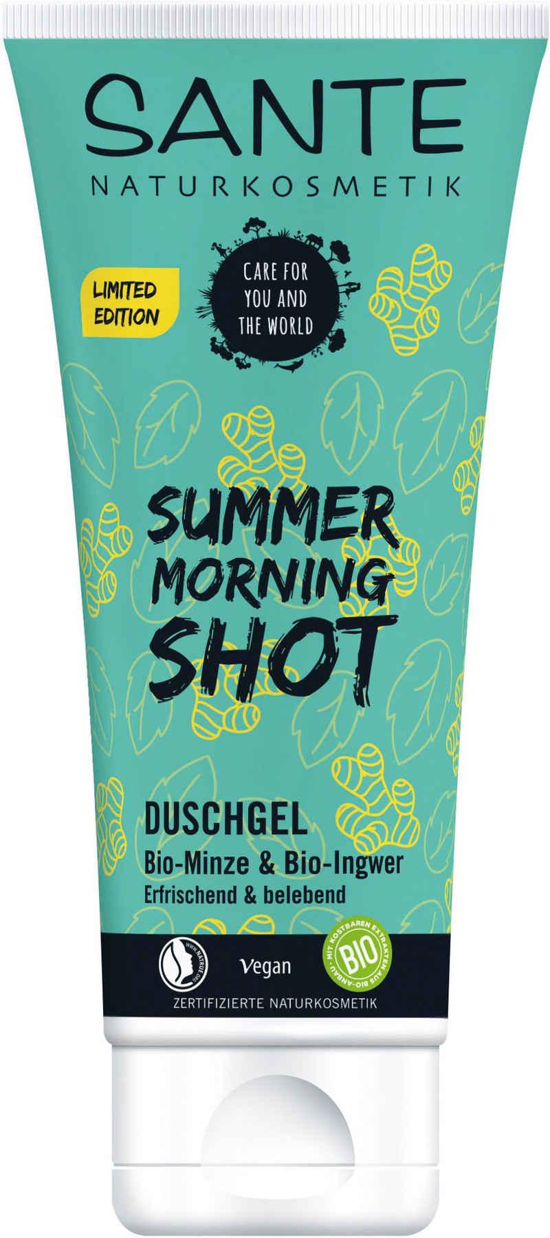 SANTE Duschgel »Summer Morning Shot«