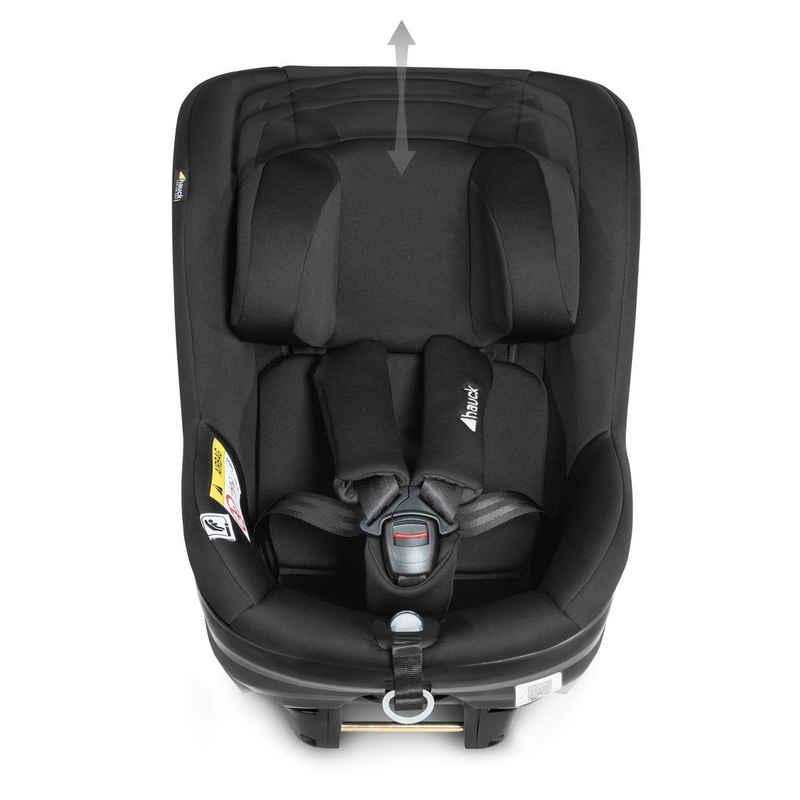 Hauck Autokindersitz »select Kids i-size«, 8,9 kg, 4-fach verstellbarer Neigungswinkel in Fahrtrichtung mit einer Hand