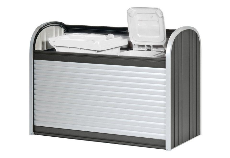 BIOHORT Geräteschrank »StoreMax 120«, B/T/H: 117/73/109 cm in grau
