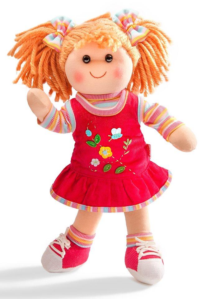 Heless® Weichpuppe mit Kleidchen »Puppe Neli«, 32 cm