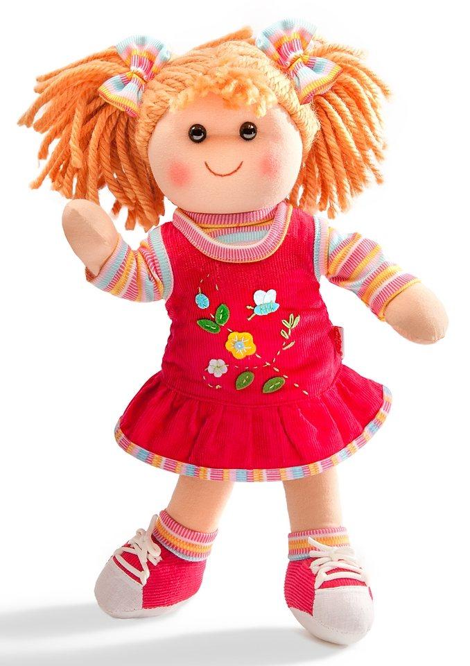 Heless® Weichpuppe mit Kleidchen »Puppe Lili« 42 cm in rosa