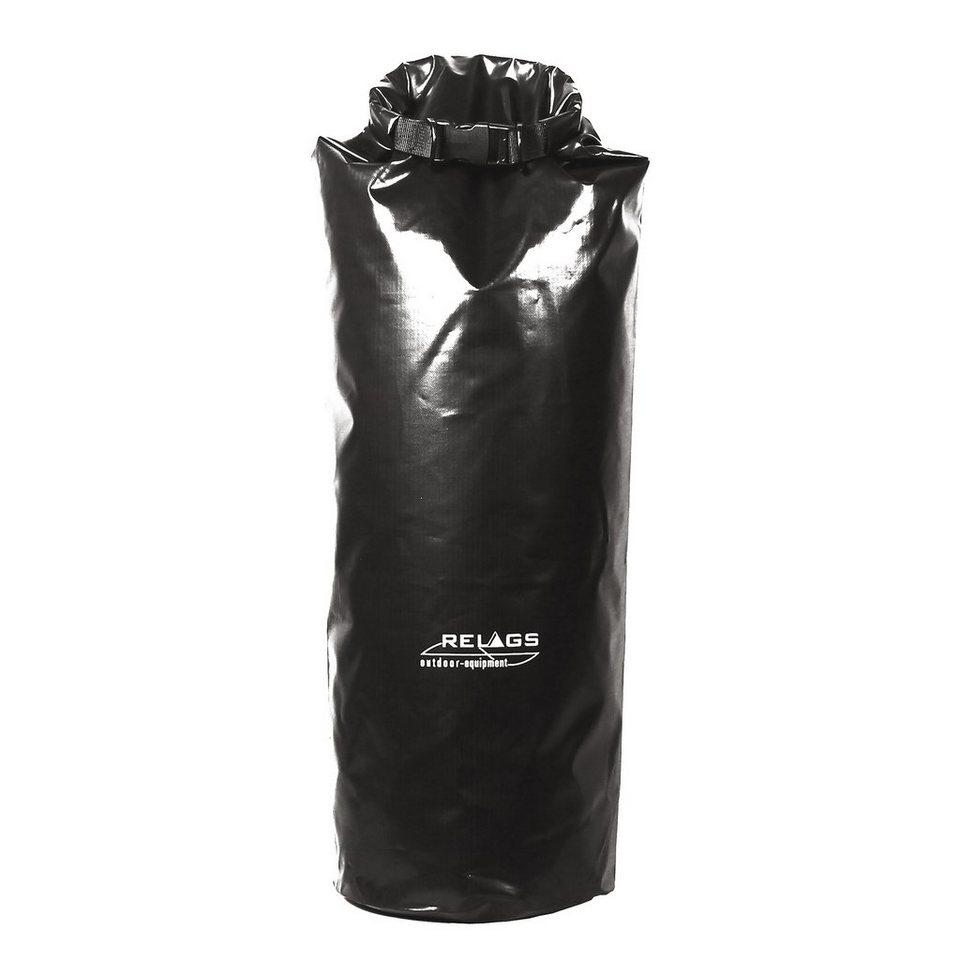 Relags Sport- und Freizeittasche »Packsack 20L« in schwarz