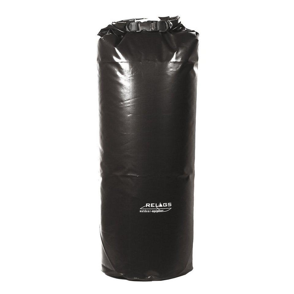 Relags Sport- und Freizeittasche »Packsack 40L« in schwarz