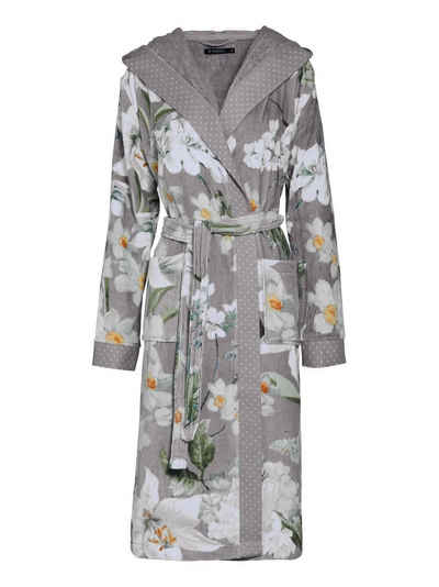 Bademantel »Perri Rosalee«, Essenza, im floralen Design