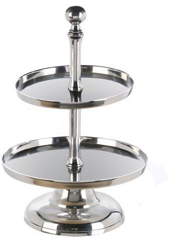 GILDE Dekoetagere »Etagere Levels Aluminium ...
