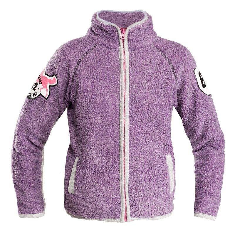 Horze Bear »Fleece Jacke« in Violet