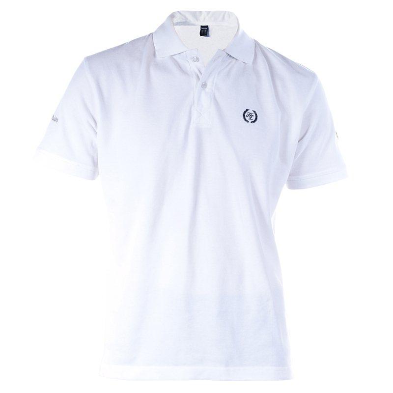 Horze Clayton »Poloshirt« in Silber
