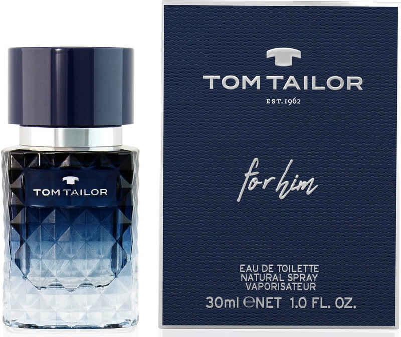 TOM TAILOR Eau de Toilette »for him«
