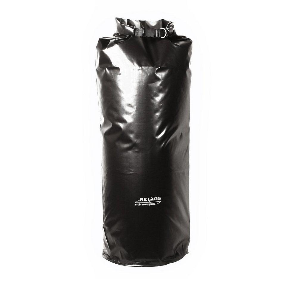 Relags Sport- und Freizeittasche »Packsack 60L« in schwarz