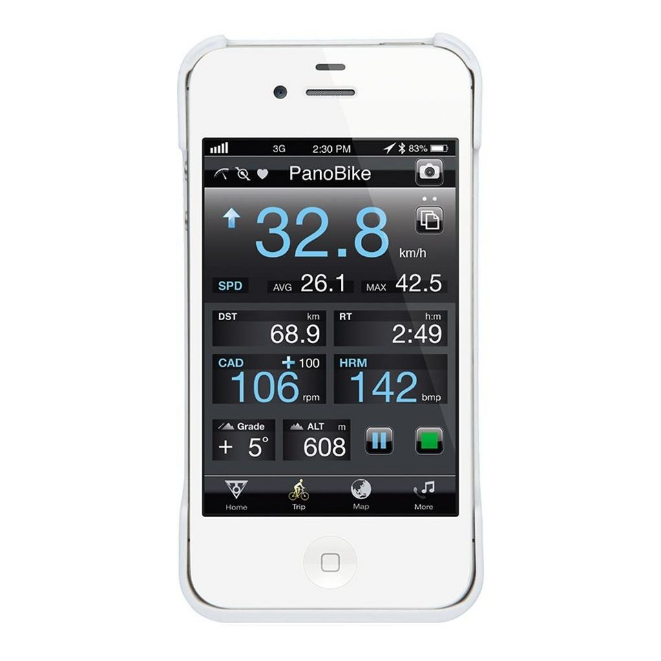 Topeak Smartphone Halter »RideCase II for iPhone 4/4S weiß«