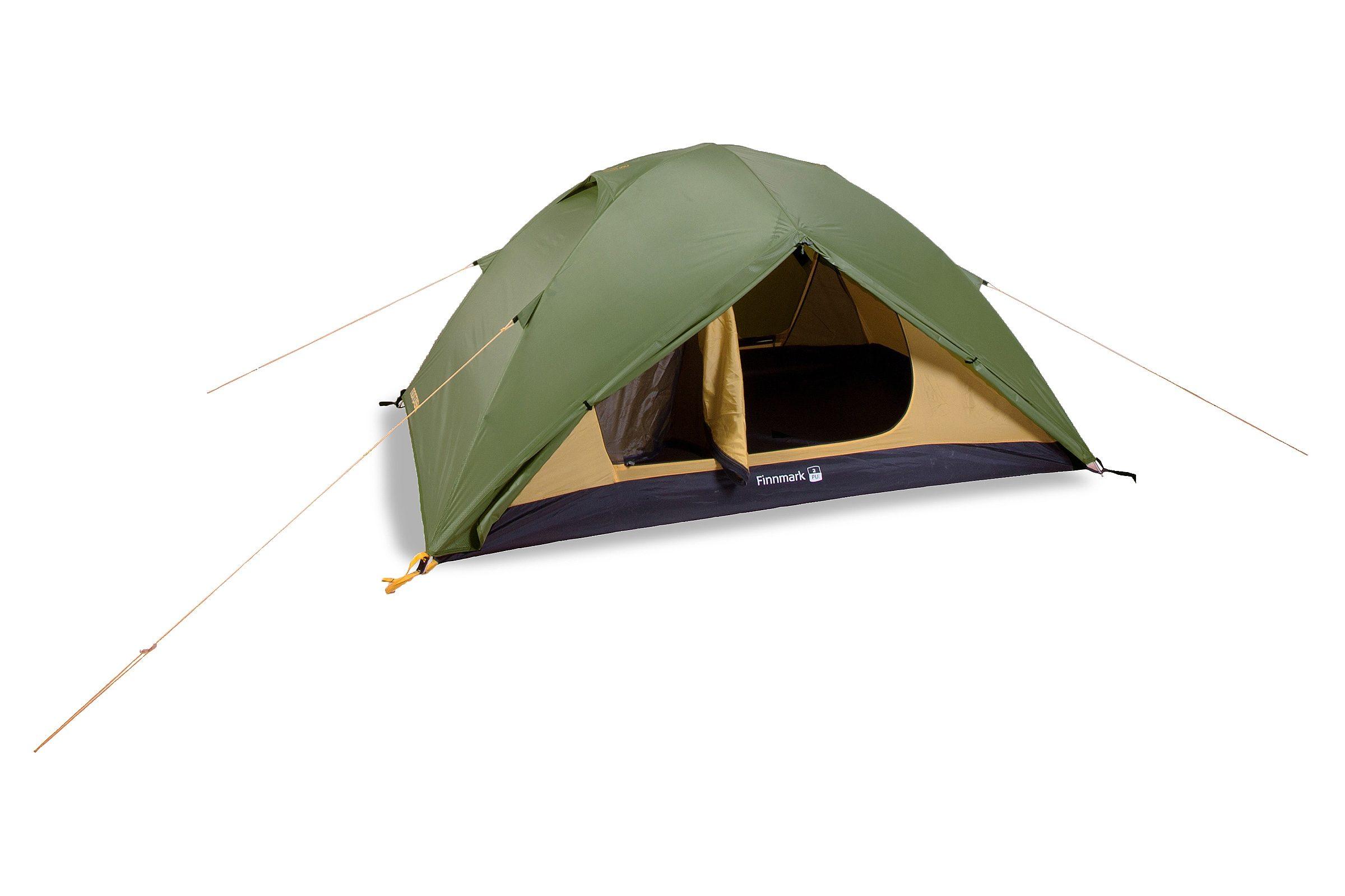 Nordisk Zelt »Finnmark 2 PU Tent«
